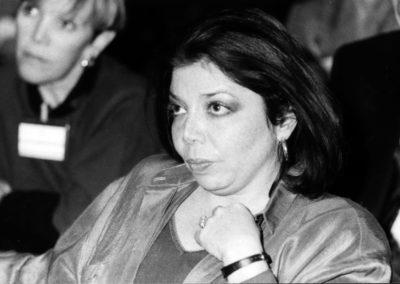 Leila Shahid, diplomatica palestinese