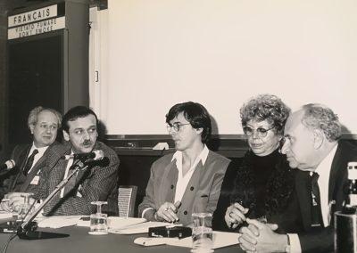 Prospettive della Pace in Medio Oriente. 1989,  Milano