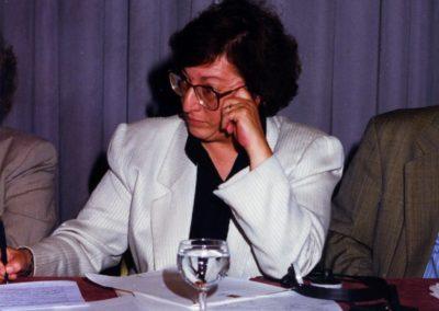 Naomi Chazan, accademica e attivista