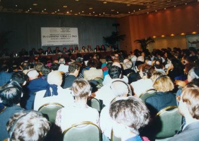 Israeliani e palestinesi: in cammino verso la pace. 1993, Milano