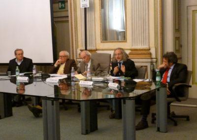 """Moschee in Europa: diritto o problema? """"Cattedra del Mediterraneo 2009"""" Università degli Studi di Milano, Sala Napoleonica di Palazzo Greppi"""