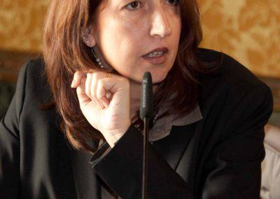 Raffaella Del Sarto, Docente all'istituto Universitario Europeo di Firenze e alla Johns Hopkins University di Bologna