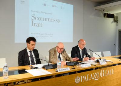 Giuseppe Perrone,  Roberto Toscano, Janiki Cingoli