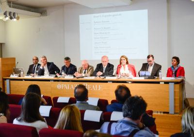 Bijan Khajehpour,  Eldar Mamedov, Alberto Negri,  Janiki Cingoli,  Roberto Toscano, Ellie Geranmeyeh,  Shireen T. Hunter