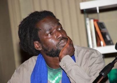 Modou Gueye, Presidente di SUNUGAL, Associazione Socio-Culturale Comunità di origine senegalese