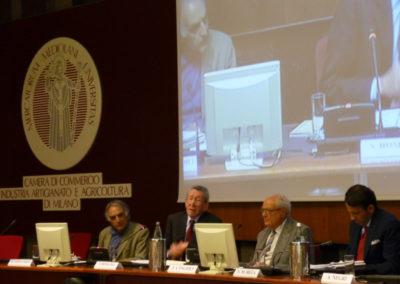 Iran a trent'anni dalla Rivoluzione. Quale negoziato dopo l'onda verde?. Cattedra del Mediterraneo 2009, Palazzo Turati, Milano