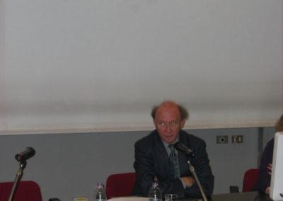 Ian Talbot, professore di Storia all'Università di Southampton