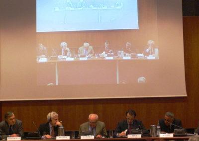 Mark A. Heller,  Ali Rashid, Antonio Ferrari,  Ugo Tramballi, Janiki Cingoli, Federico Maria Bega.