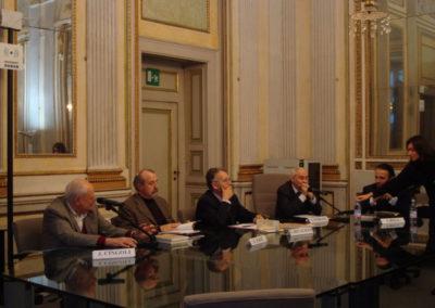 Silvio Ferrari, Yad Ben Achour, Enzo Pace, Janiki Cingoli, Federico Maria Bega