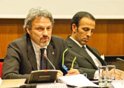 Roberto Santaniello, direttore del Settore Relazioni Internazionali del Comune di Milano