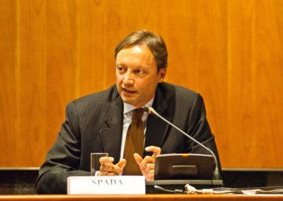 Fabrizio Spada, direttore della Rappresentanza a Milano della Commissione europea