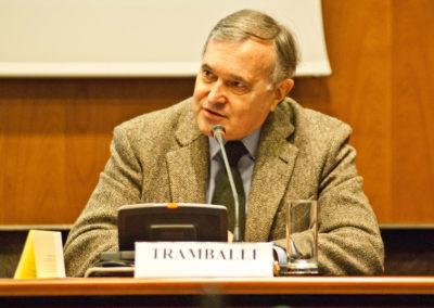 Ugo Tramballi, editorialista e inviato speciale del quotidiano Il Sole 24 Ore