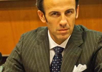 Federico Maria Bega, dirigente Area Mediterraneo e Medio Oriente di Promos, Camera di Commercio di Milano