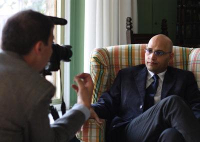 Khalil el-Anani, Ricercatore in Politiche del Medio Oriente alla Durham University (Gran Bretagna), esponente della nuova generazione dei Fratelli Musulmani