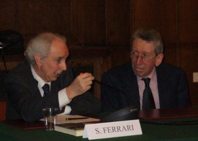 Silvio Ferari e Sergio Romano
