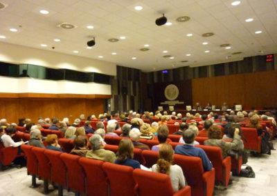 """Turchia potenza emergente. """"Cattedra del Mediterraneo 2010"""". Sala Conferenze di Palazzo Turati, Milano"""