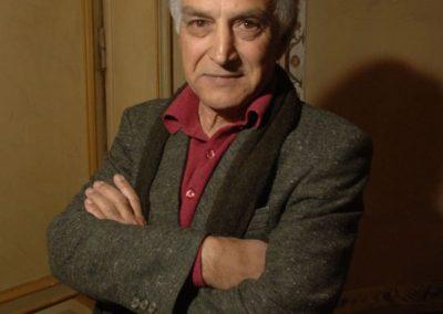 Bijan Zarmandili, corrispondente per l'Iran e Medio Oriente della rivista di geopolitica Limes e di Rainews24.