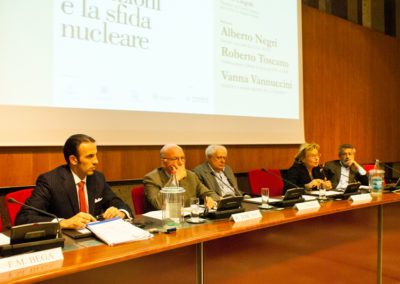 """L'Iran dopo le elezioni e la sfida nucleare. """"Cattedra del Mediterraneo 2012""""  Milano"""