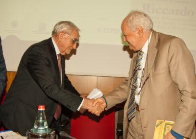 Giovanni Guzzetti con Janiki Cingoli