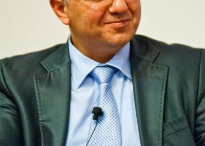 Adem Kumcu, Presidente di UNITEE, Confederazione degli imprenditori europei di origine turca.