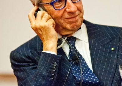 Bruno Ermolli, Presidente di Promos - Camera di Commercio di Milano.