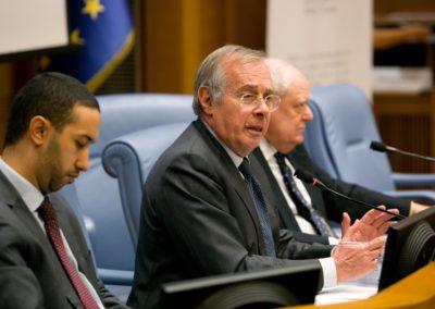 Pietro Marcenaro, Presidente CSA