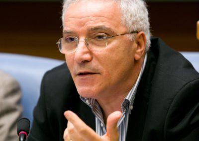 Ugo Melchionda, presidente del Centro Studi e Ricerche IDOS