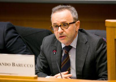 Armando Barucco, Capo Unità di Analisi, Programmazione e Documentazione Storico Diplomatica del Ministero degli Affari Esteri e della Cooperazione Internazionale;
