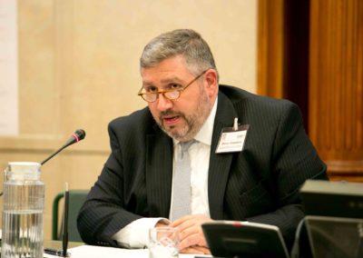 Harry Tzimitras, Direttore del Cyprus Centre (PRIO), Cipro