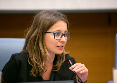 Valentina Mutti, Project manager al Centro Italiano per la Pace in Medio Oriente (CIPMO)