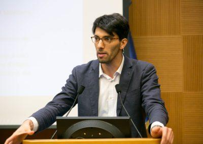 Abderrahmane Amajou, Coordinatore tema migranti di Slow Food International, Consigliere comunale erappresentante della comunità marocchina di Bra (Cuneo)