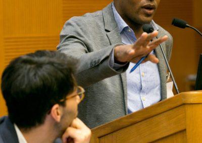 Adramet Barry, Presidente dell'Alto Consiglio dei Guineani all'estero