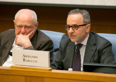 Armando Barucco, Capo dell'Unità di Analisi, Programmazione e Documentazione Storico Diplomatica del Ministero degli Affari Esteri e della Cooperazione Internazionale