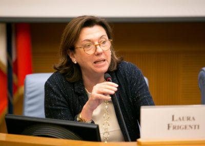 Laura Frigenti, Direttrice dell'Agenzia Italiana per la Cooperazione allo Sviluppo