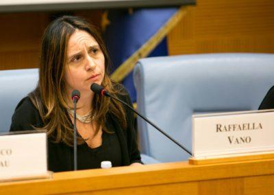 Raffaella Vano, Capo dell'Ufficio VII Asilo e Immigrazione, Consulente per l'Immigrazione del Gabinettodel Ministro dell'Interno