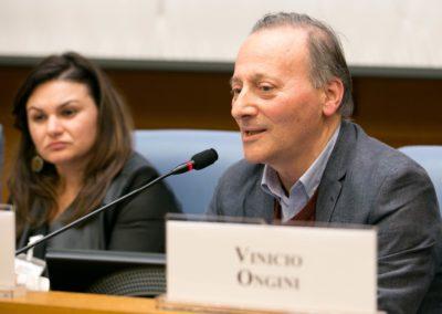 Vinicio Ongini, Esperto alla Direzione Generale per lo studente, l'integrazione e la partecipazione del Ministero dell'Istruzione, dell'Università e della Ricerca