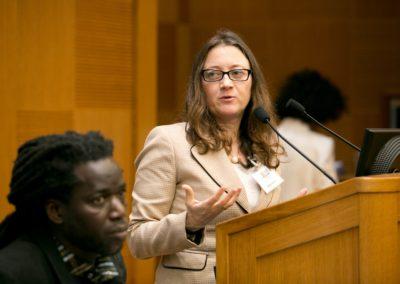 Anna Ferro, Senior Researcher Area International Migration & Development Studies al Centro Studi di Politica Internazionale (CeSPI)