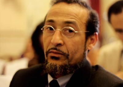 Tareq Oubrou, Imam della Moschea di Bordeaux e Presidente dell'Associazione degli Imam di Francia