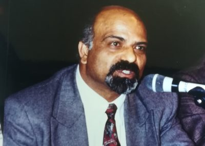 Radwan Abu Ayash, dirigente della radio e TV palestinese