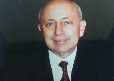 l'Ambasciatore israeliano Avi Pazner