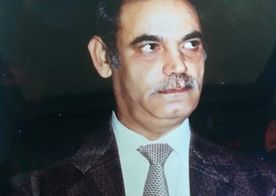Nemer Hammad dell'OLP