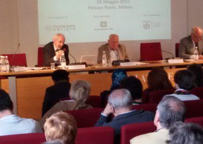 Silvio Ferrari, Janiki Cingoli, Mario Morcone
