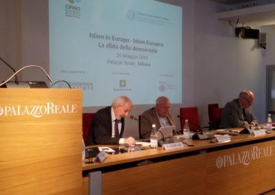 Silvio Ferrari, Janiki Cingoli, Mario Morcone. Islam in Europa. 2015, Milano