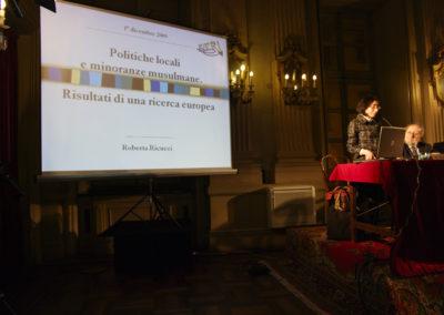 """Roberta Ricucci, FIERI: presentazione della ricerca """"CLIP"""" sulla condizione dei musulmani in Europa"""
