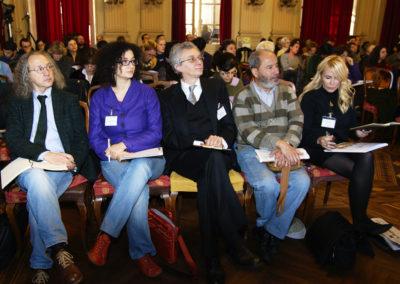 """Convegno al Circolo dei Lettori: """"Musulmani 2G"""" 2009, Torino"""