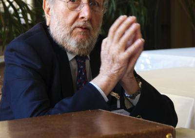 """M. Scialoja. Convegno al Circolo dei Lettori: """"Musulmani 2G"""" 2009, Torino"""