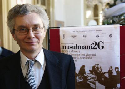 "Paolo Branca. Convegno ""Musulmani 2G"" 2009, Torino"