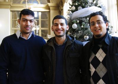 """Convegno """"Musulmani 2G"""" 2009, Torino"""