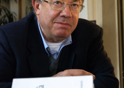 """Oliver Roy. Convegno """"Musulmani 2G"""" 2009, Torino"""
