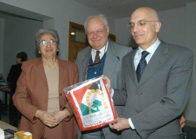 Missione con il Sindaco Albertini a Ramallah, marzo 2006